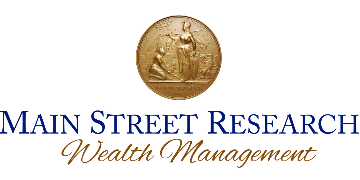 Main Street Research LLC logo